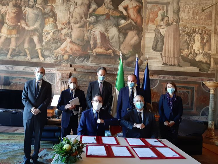 Italy and France together to strengthen academic collaboration
